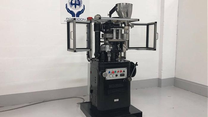 Used Manesty Betapress rotary tablet press
