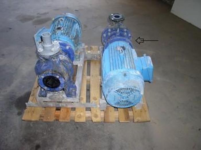 Used 20 HP IWAKI Water Pump