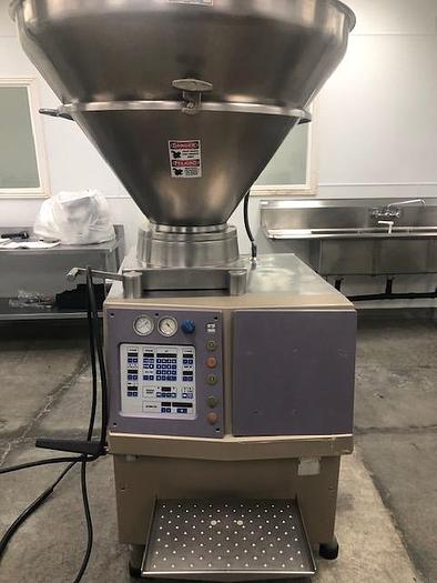 """Used HANDTMANN # YF-100 """"VEMAG"""" STYLE FOOD PRODUCTION EXTRUDER.  YF-100 only @ AMERICA'S STEAM KETTLE HEADQUARTERS !"""