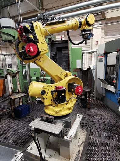 Gebraucht Industrieroboter FANUC R2000-iA