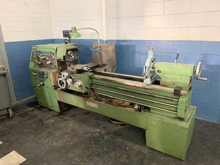 Used Clausing Coldchester Engine Metal Lathe 18 x 84