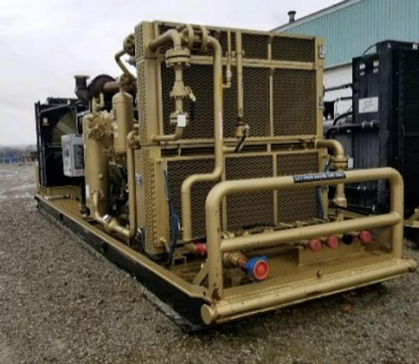 Natural Gas Powered Air Package