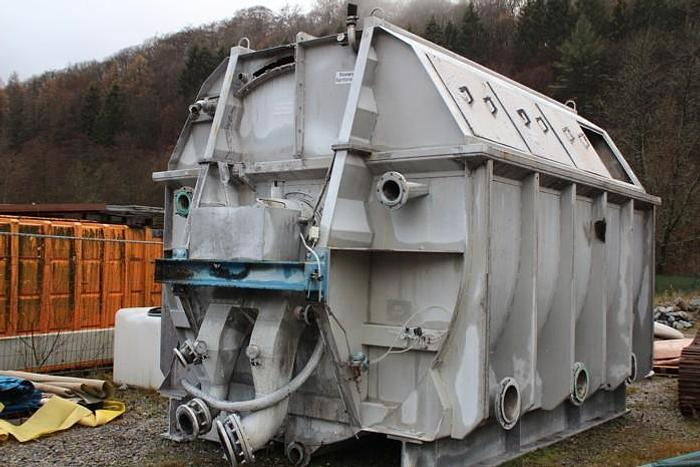 Used (SPA-372) - Disc Filter Ø 3000mm