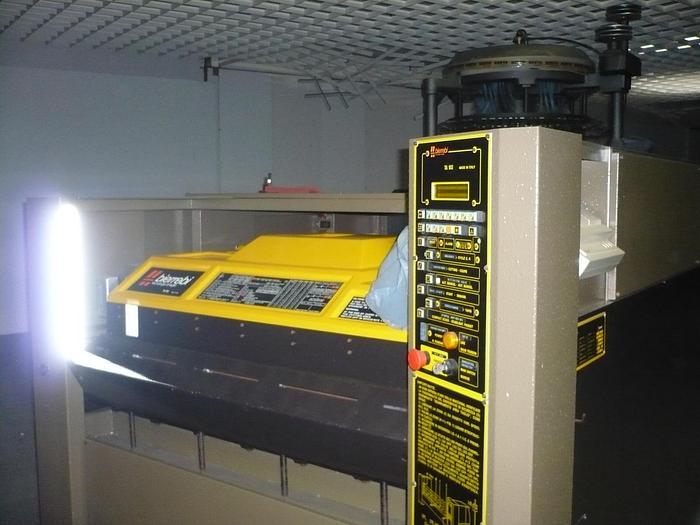 Gebraucht Zuschnittstanze BIERREBI TA 103 vollautomatisch, elektronisch