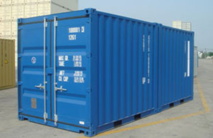 """10 'Container 1-Side Open 8'6 """""""