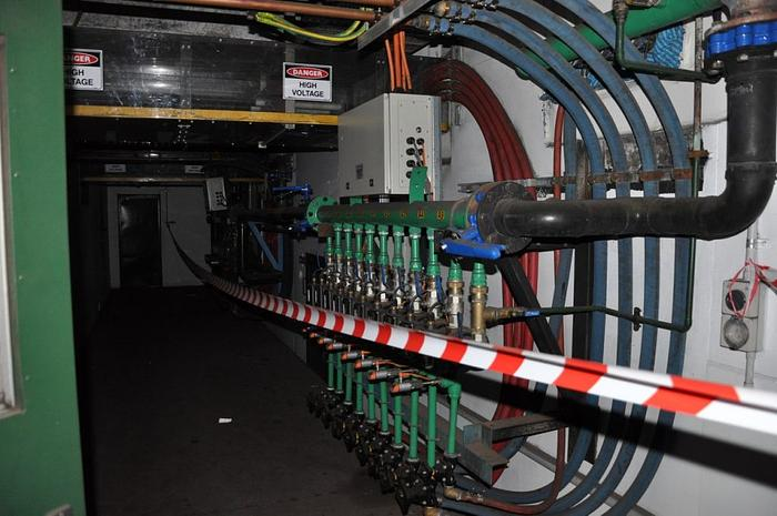 ABB  INDUCTION POWER SUPPLY 6000 KW
