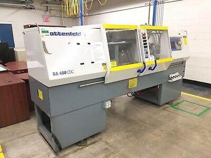 Used Battenfeld BA 400 CDC 44 Ton Injection Molding Machine