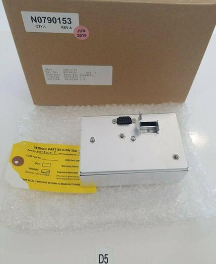 Used *PARTS* PERKIN ELMER N0790153 NEON BOX ASSEMBLY + FAST SHIPPING!