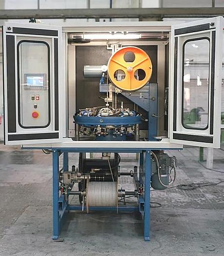 Spirka Schnellflechter Braiding machines