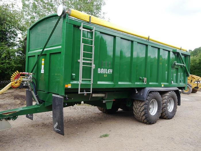 Bailey 16T Trailer