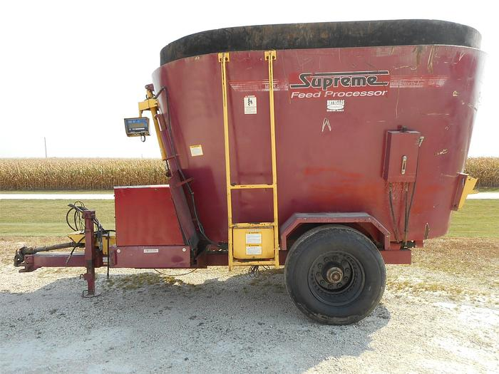 Used SUPREME INTL 500