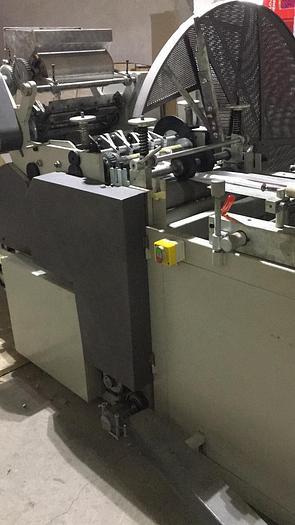 GRACIJANI + 3 col. flexo – Flat satchel paper bag making machine year 2016