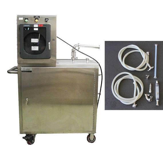 Used IPEC Water Cooled Heat Transfer System Cart, TK-2127-01, 4600016370  (6976)