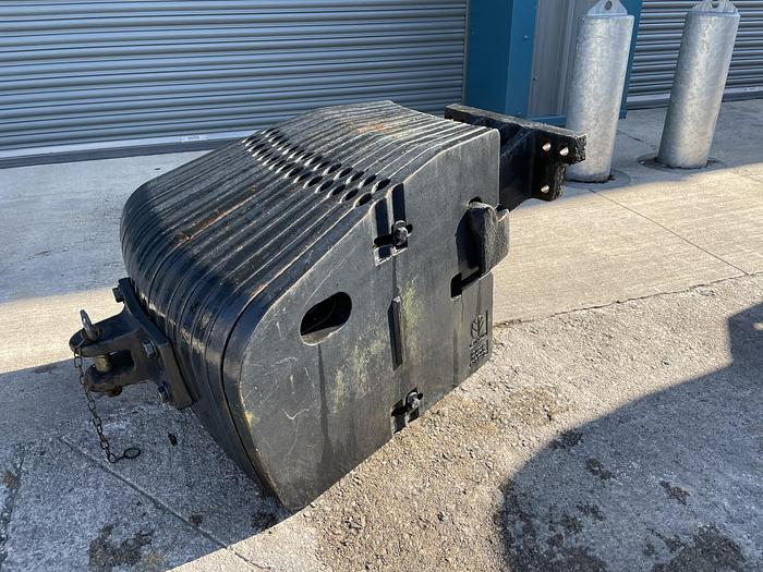 Used Tractor Front Weights