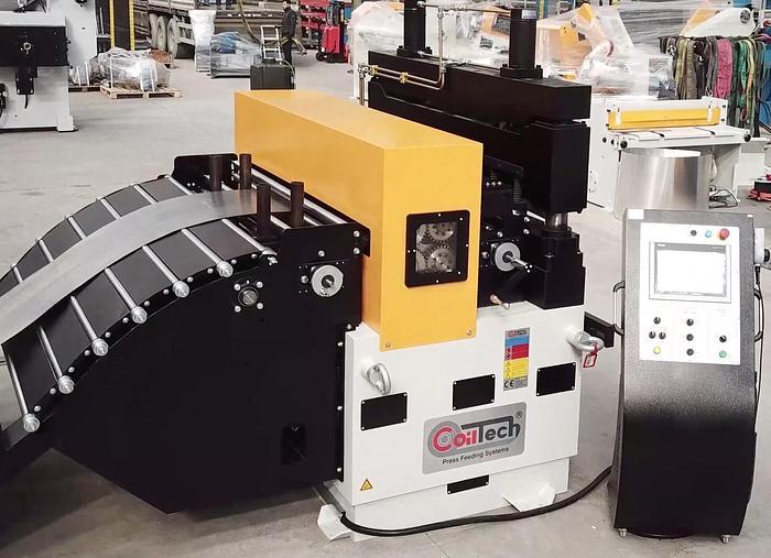 1600mm CoilTech Servo Feeder (NEW)