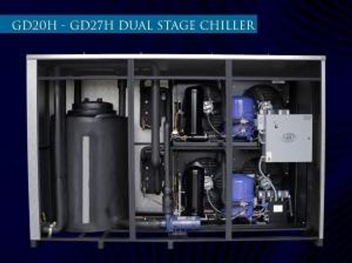 G&D 20hp Chiller - New Stock