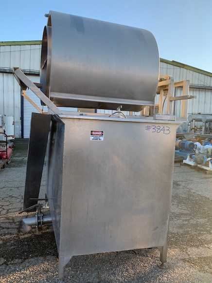 Stainless Steel Roto Waste Water Screen