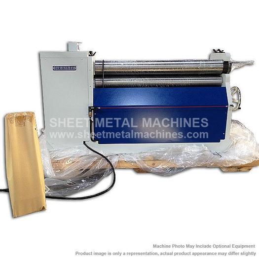 BIRMINGHAM Hydraulic Plate Bending Roll R-0650H