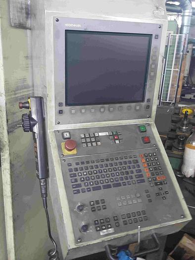FRESATRICE A BANCO FISSO GIANA GFR 3000 CNC