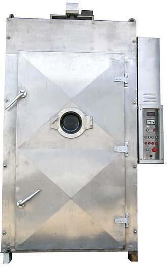 Używane Komora wędzarniczo-parzelnicza 1-wózkowa, elektryczna NAGEMA z dymogeneratorem - nowe elektroniczne sterowanie
