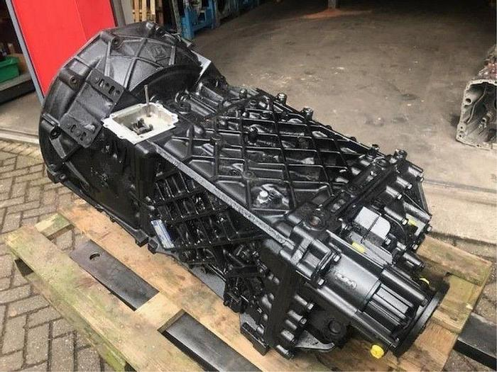 Used MAN ZF 16S2220 TD