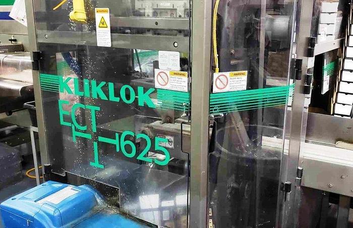 2010 2010 KLIKLOK ECT-625 TRAY FORMER