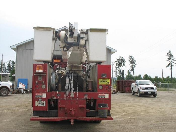 2001 Freightliner FL80 Double Bucket Truck