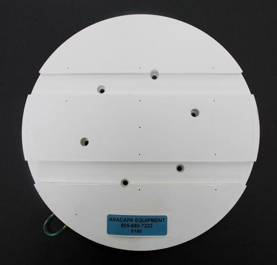 Used Veeco/Bruker 160-007-202 RH 0004 Wafer Chuck 311mm Diameter (8180)W