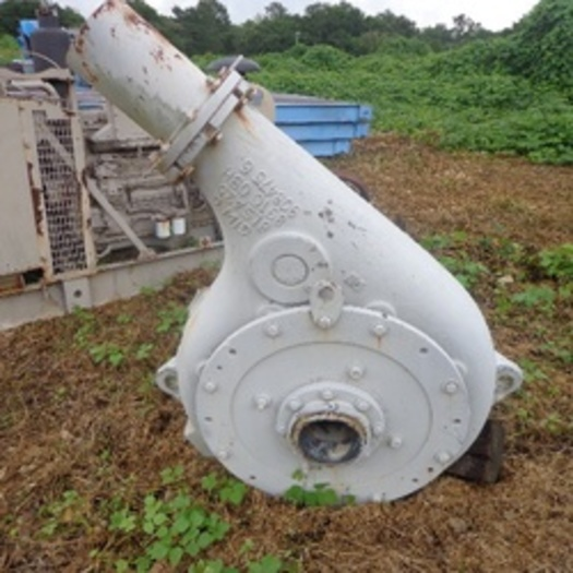 GIW 8x8LSA-25 Dredge Pump