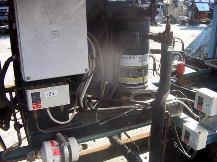 Urządzenie do schładzania wody