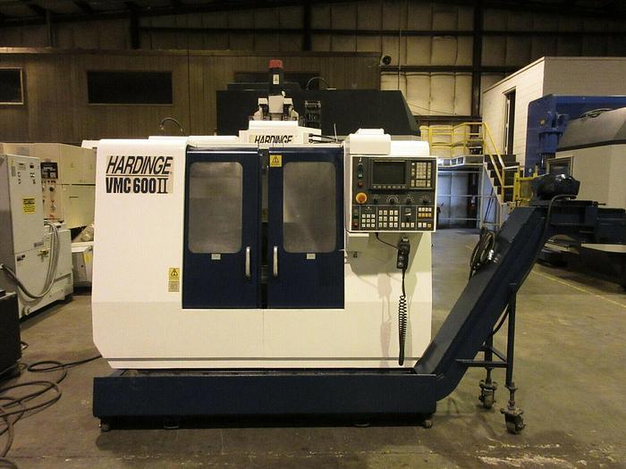 Used 2000 Hardinge VMC600II