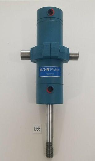 *NEW* Vickers Eaton TA15EABA 1AA0301C J134 Pneumatic Cylinder 2.5/.75X3 250PSI