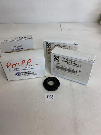 Waukesha Cherry-Burrell C-114 Carbon Rotary Seal 60085 (Lot Of 4) Fast Shipping'