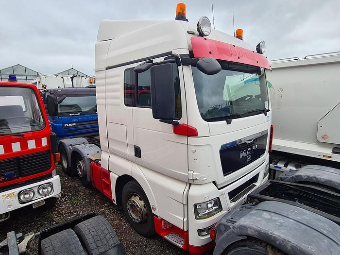 Used MAN 26.440 TGX 6x2