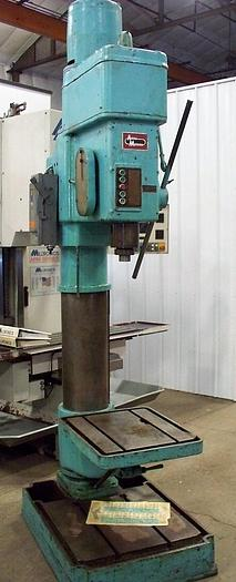 """Used Arboga 32"""" Single Spindle Geared Head Drill"""