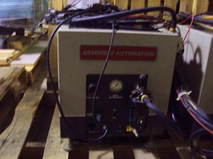 Assembly Automation Pneumatic Screwdriver
