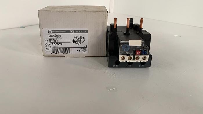 Telemecanique LRD3353