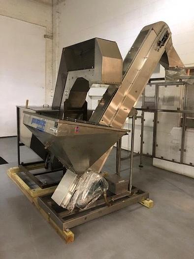 Used Pneumatic Scale Cap Elevator
