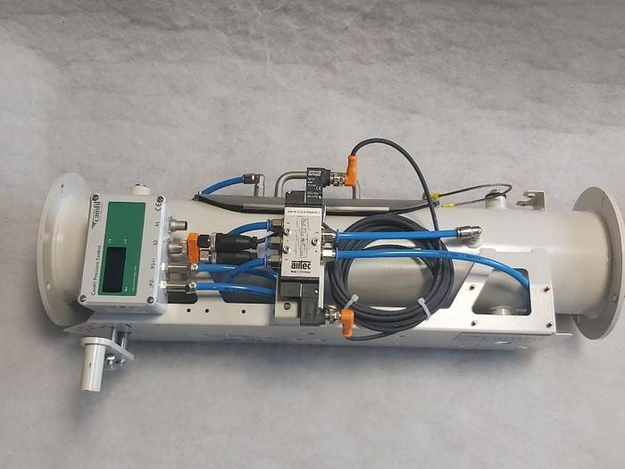 Strömungsmesser Stream, 2.0 EM-FIX-800-S0, Camfil / Handte,  neu -60%
