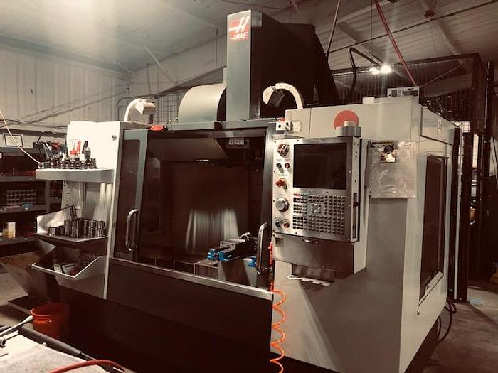 2012 Haas VF-4 (Vertical Machining Center)