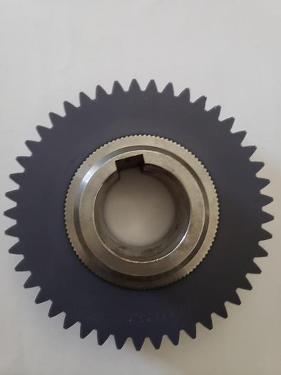 Hunkeler Unwind , Rewind shaft gear , Pop 4, Pop 6
