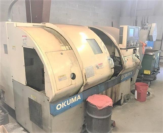 Used 1998 Okuma Crown 762E
