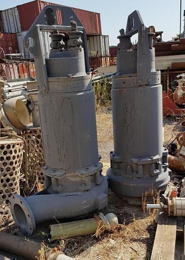 Usata 2006 Pompa idrovore ad immersione, GRUNDFOS EE - S2.110.200