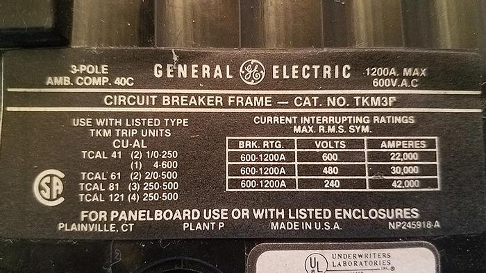 Used Power Units and Electrical