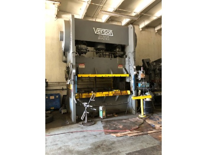 300 ton Verson SSDC Mechanical Press