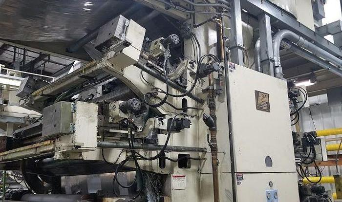 "Used 62"" PCMC CI PRINTING PRESS 8 COLOR"