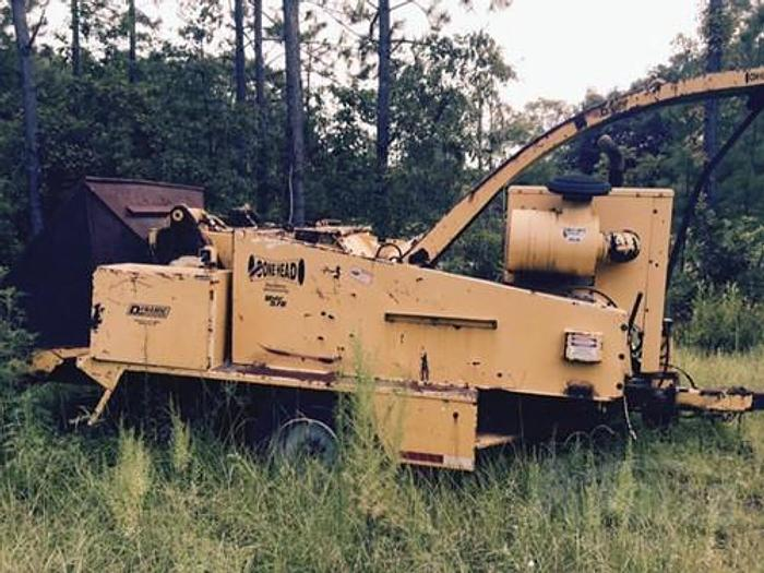 Used 2008 Dynamic 525 Conehead Chipper