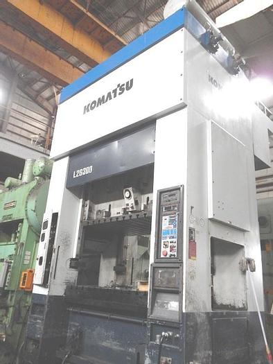 Used Komatsu L2G300-BM
