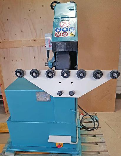 2000 Zafferani Italy / Savam S.R. L. Italy Zafferani glass edge grinding machine