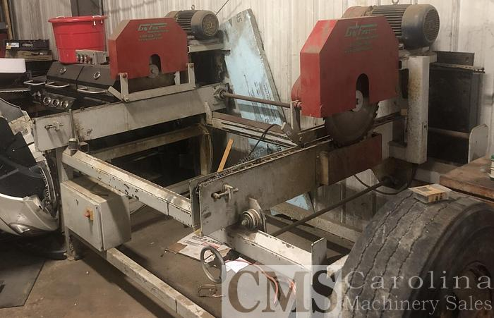 Used 2018 Go Fast Double End Trim Saw